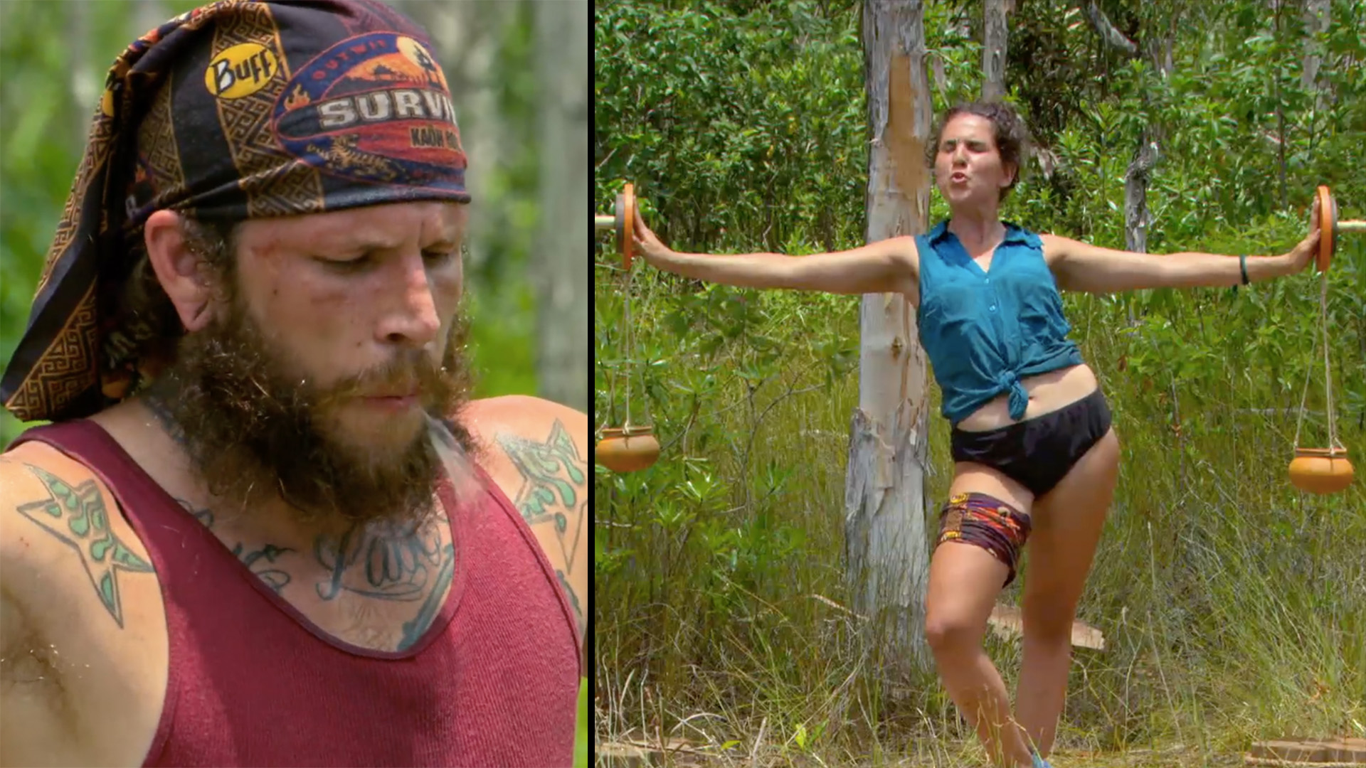 The Individual Immunity Challenge gets snagged by Jason.