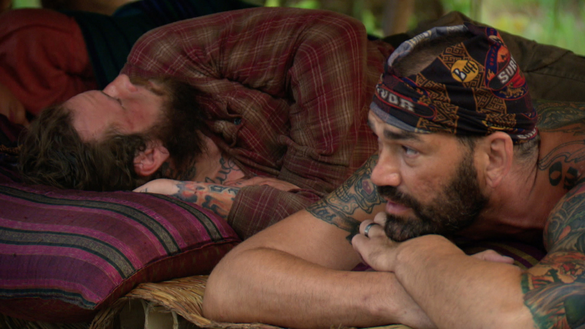 3. What did you think of Scot and Jason's game play, particularly this past week?