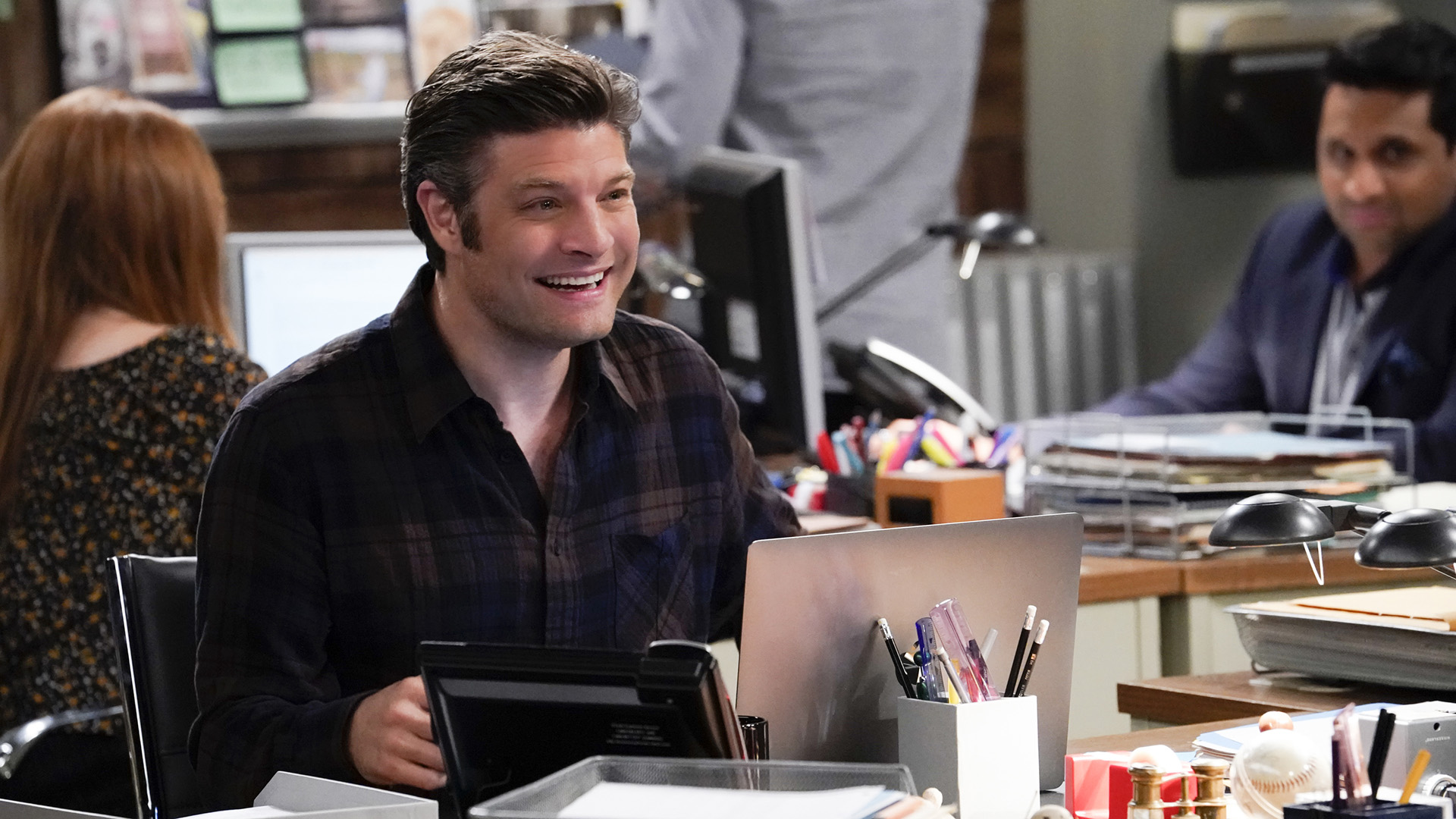 Jay R. Ferguson from Living Biblically