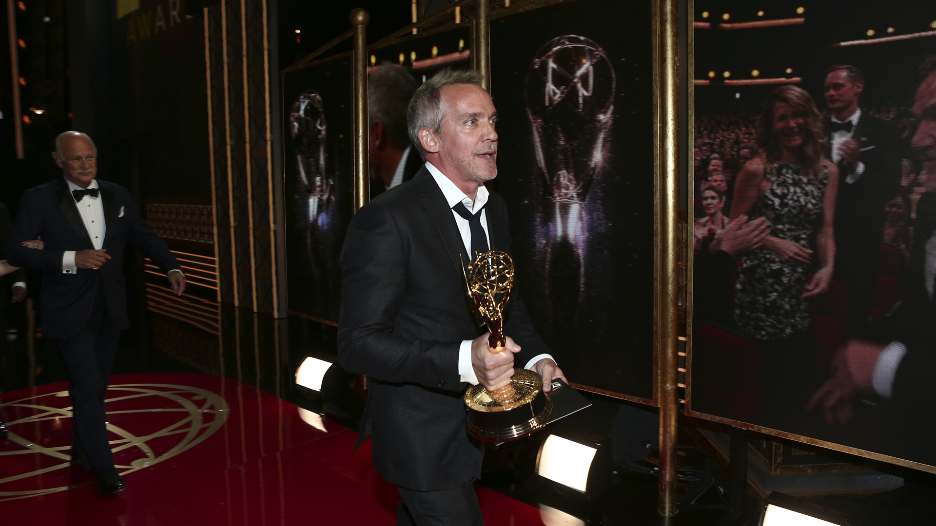 Jean-Marc Vallée wins Outstanding Directing for a Limited Series or Movie at The 69th Emmy Awards.