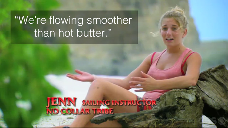 Jenn on the dynamic of the No Collar tribe.