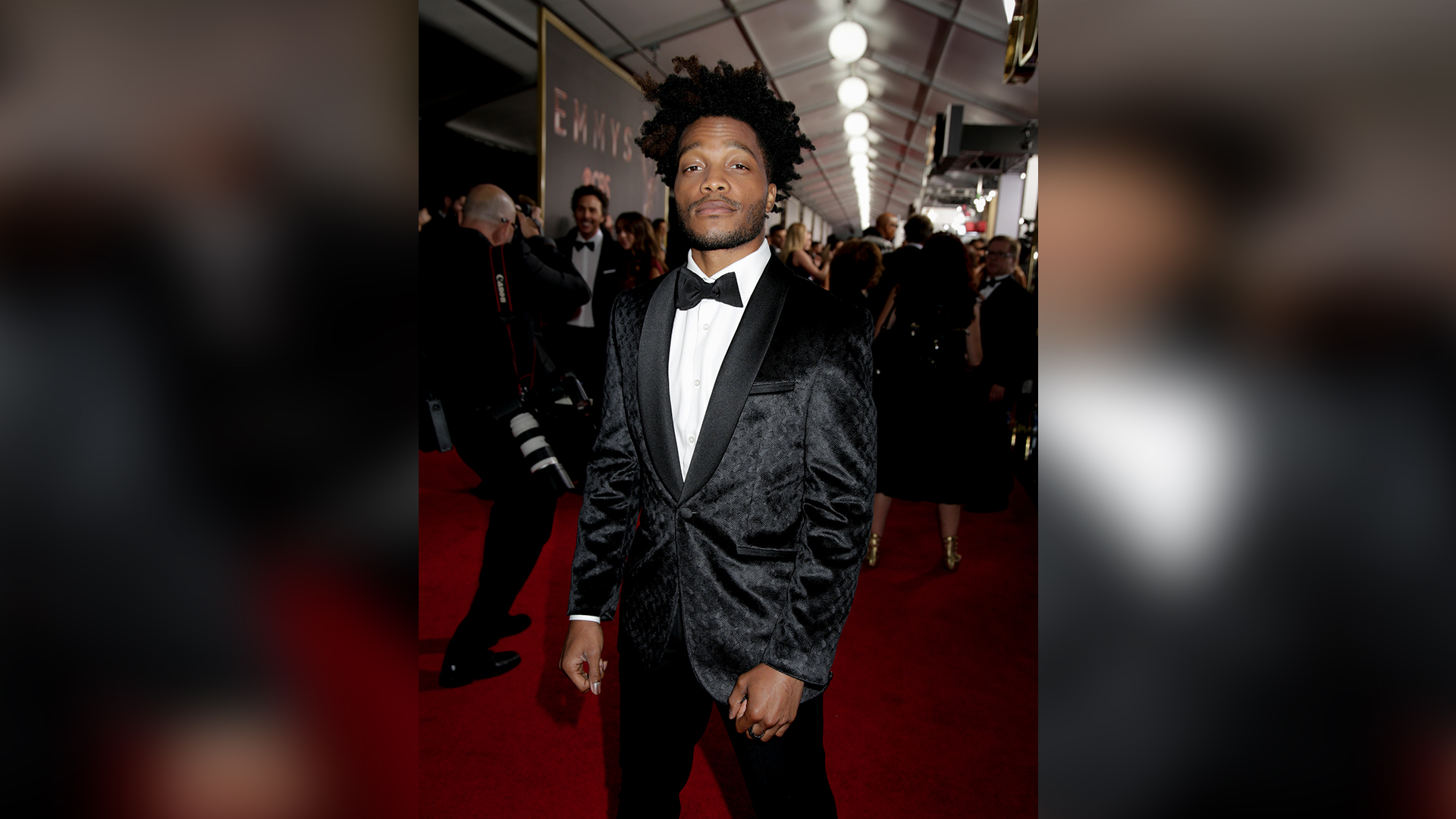 Jermaine Fowler from Superior Donuts