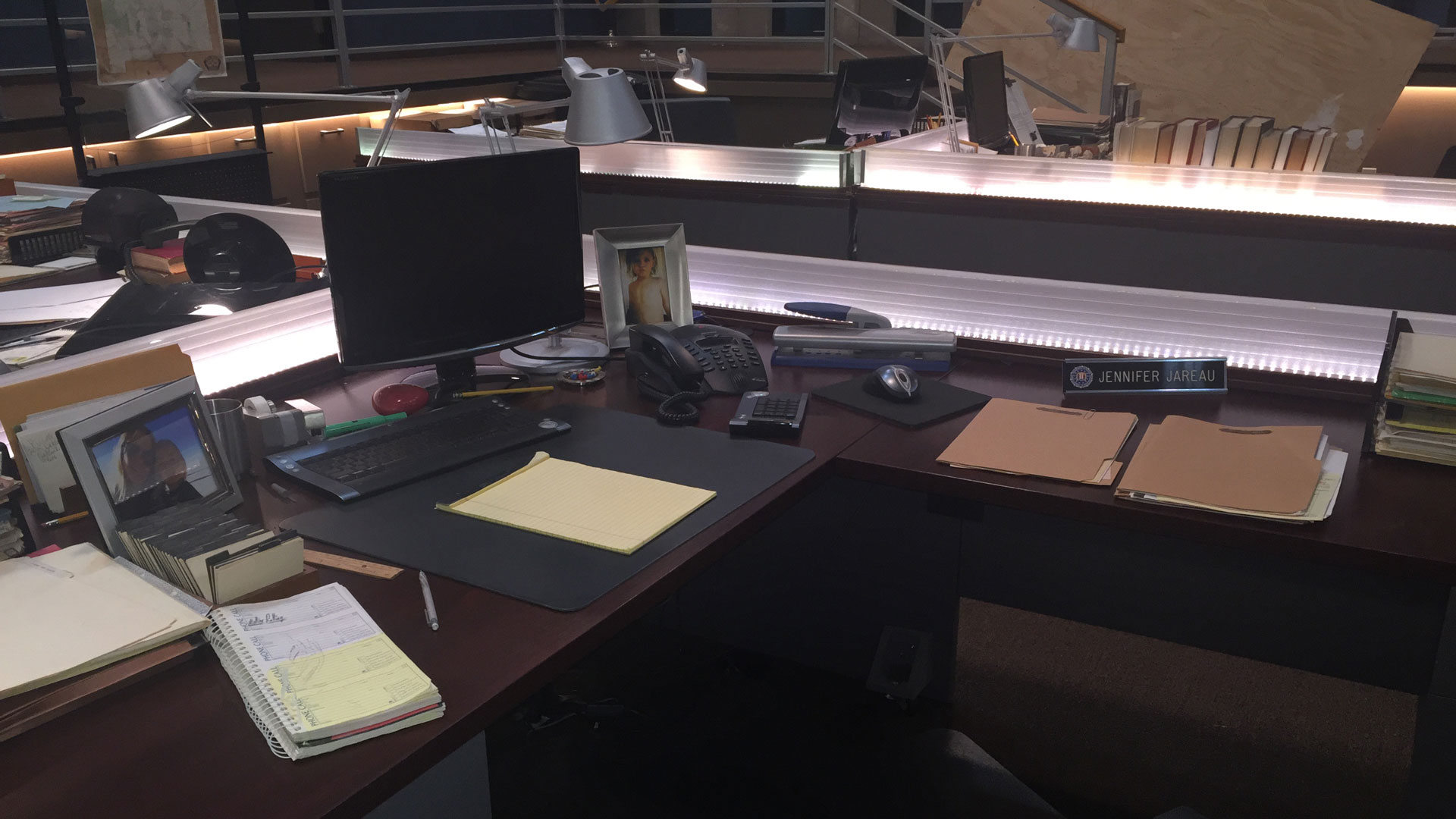 Guess the desk!