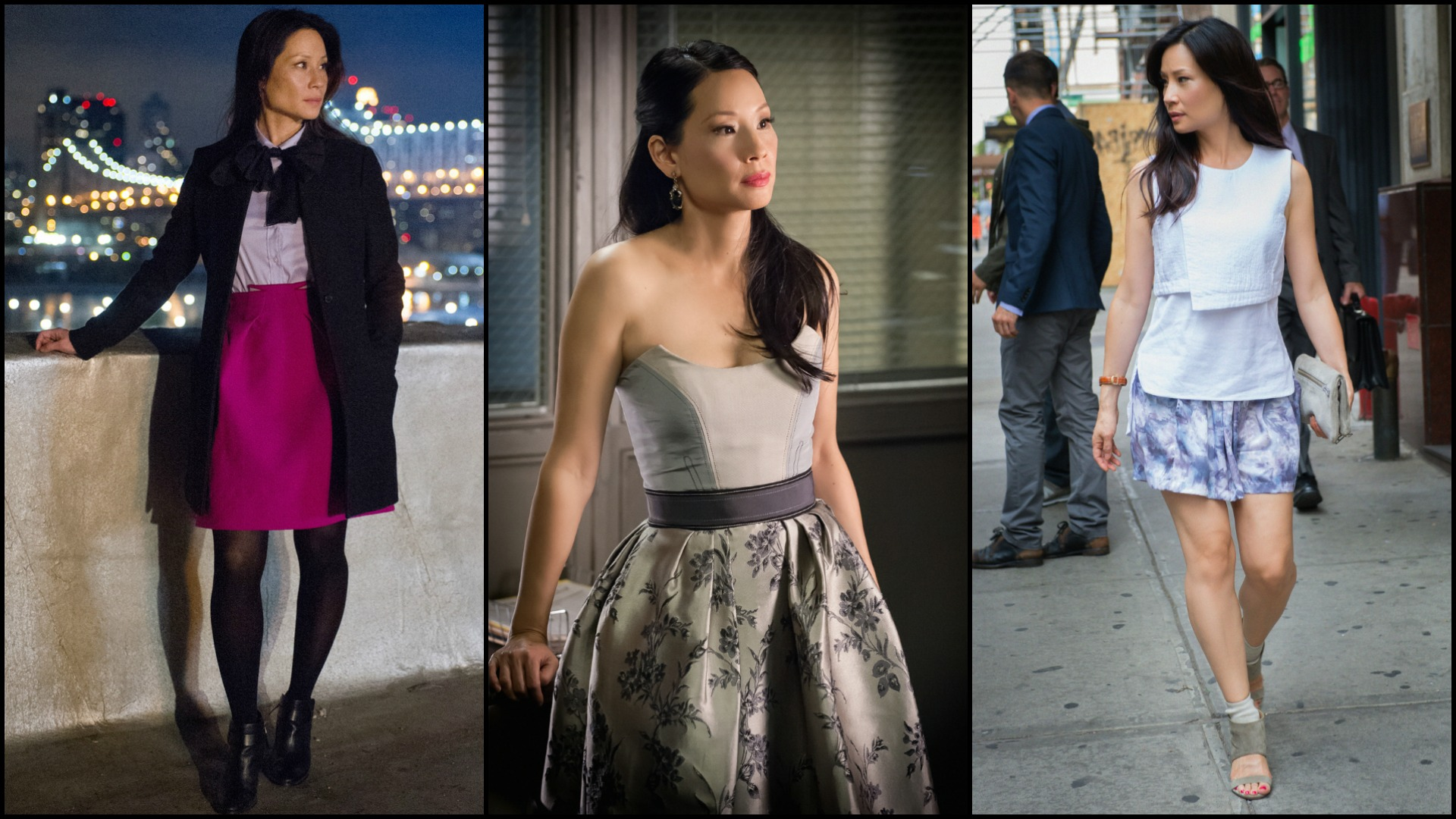 Take a look inside Elementary's fashion department