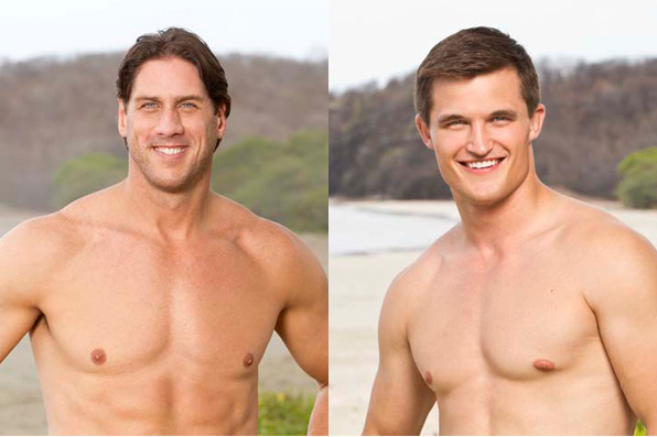Two castaways were voted out with the hidden immunity idol in their pockets- John Rocker and Jon Misch.