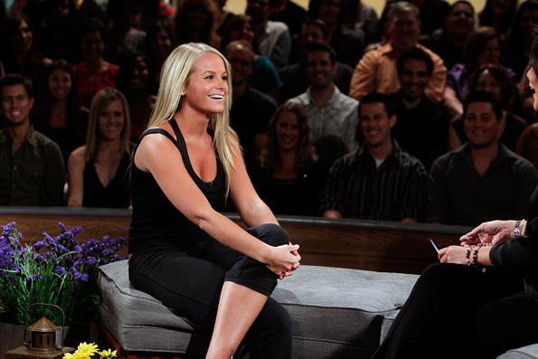 Jordan Chats with Julie