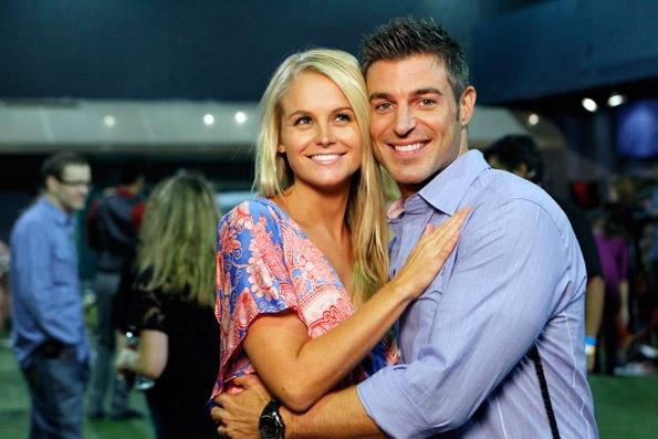 Big Brother 15 Amanda en McCrae hook upvijf waarschuwingsborden u dating verliezer
