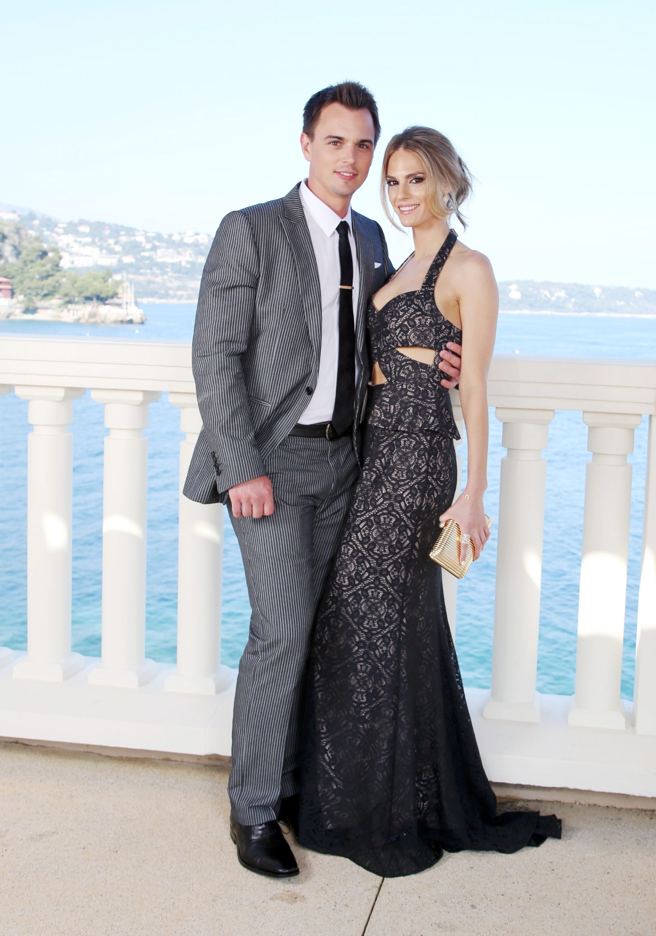 The Happy Couple - Darrin Brooks and Kelly Kruger