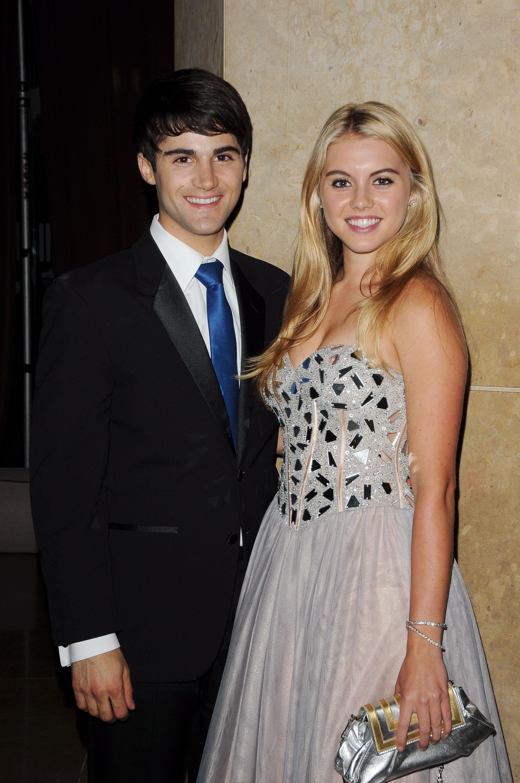 Lindsay Bushman & Max Ehrich