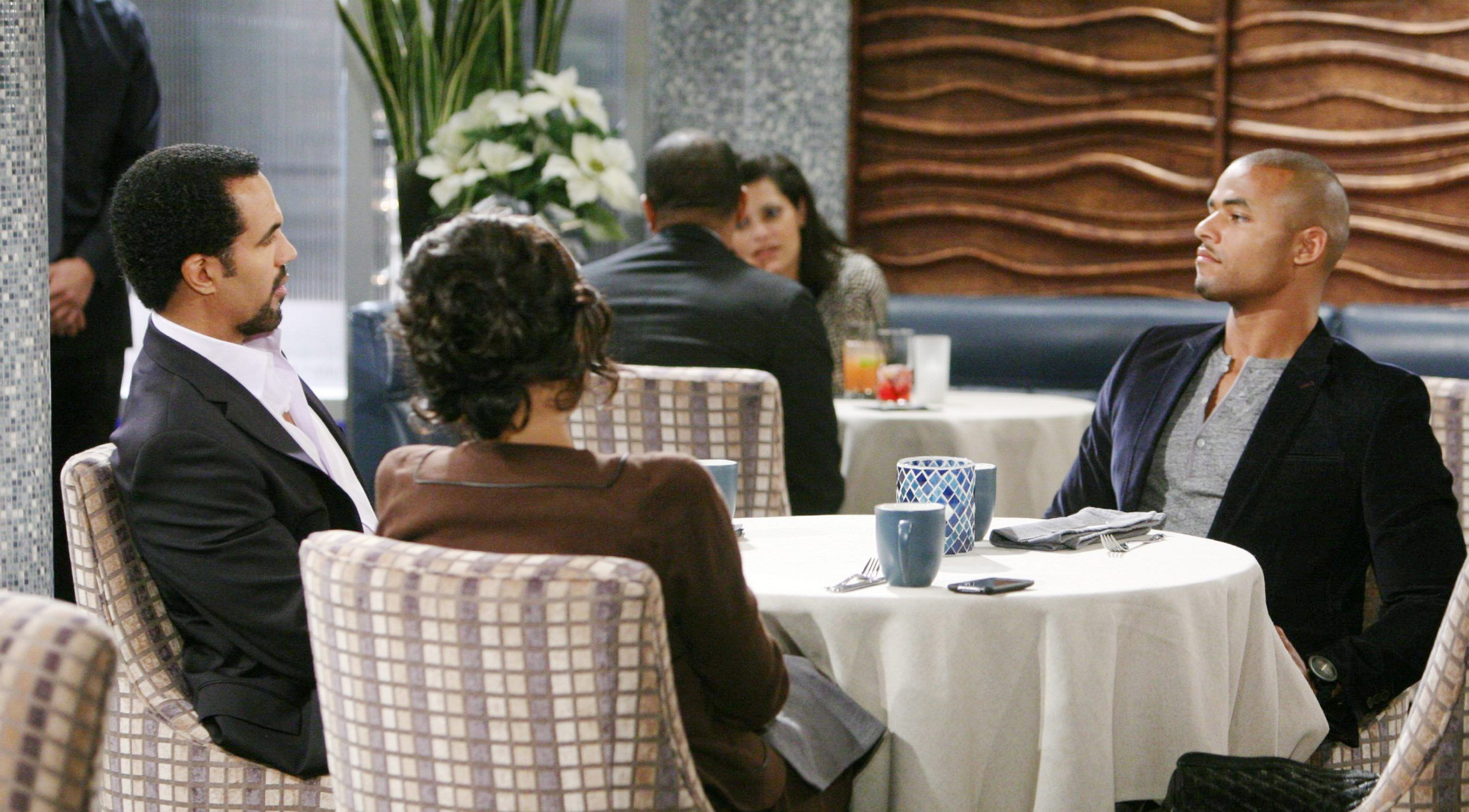 the young and the restless episode 10054
