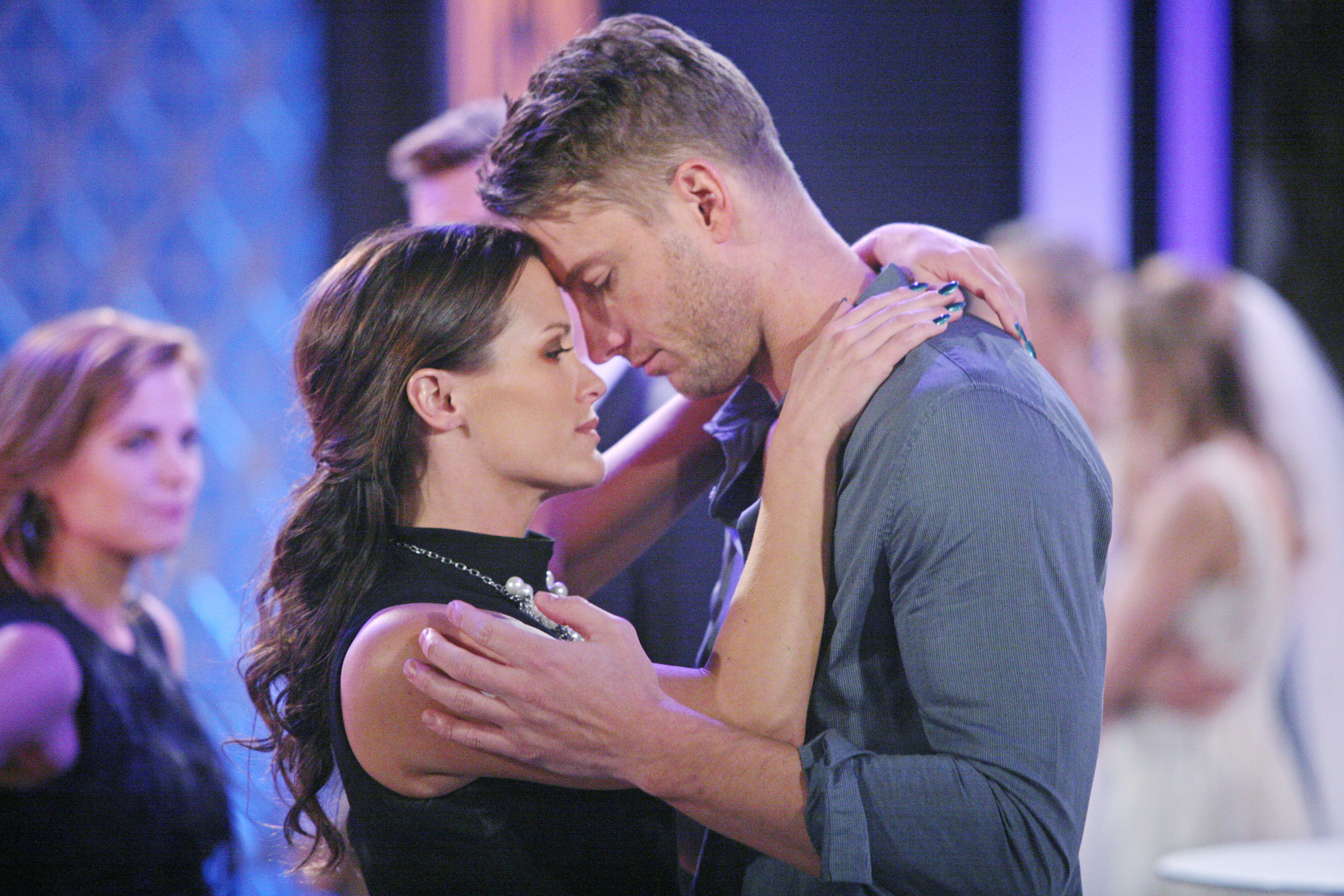 Chelsea And Adam S Most Intense Moments On Y R The Young And The Restless Photos Cbs Com