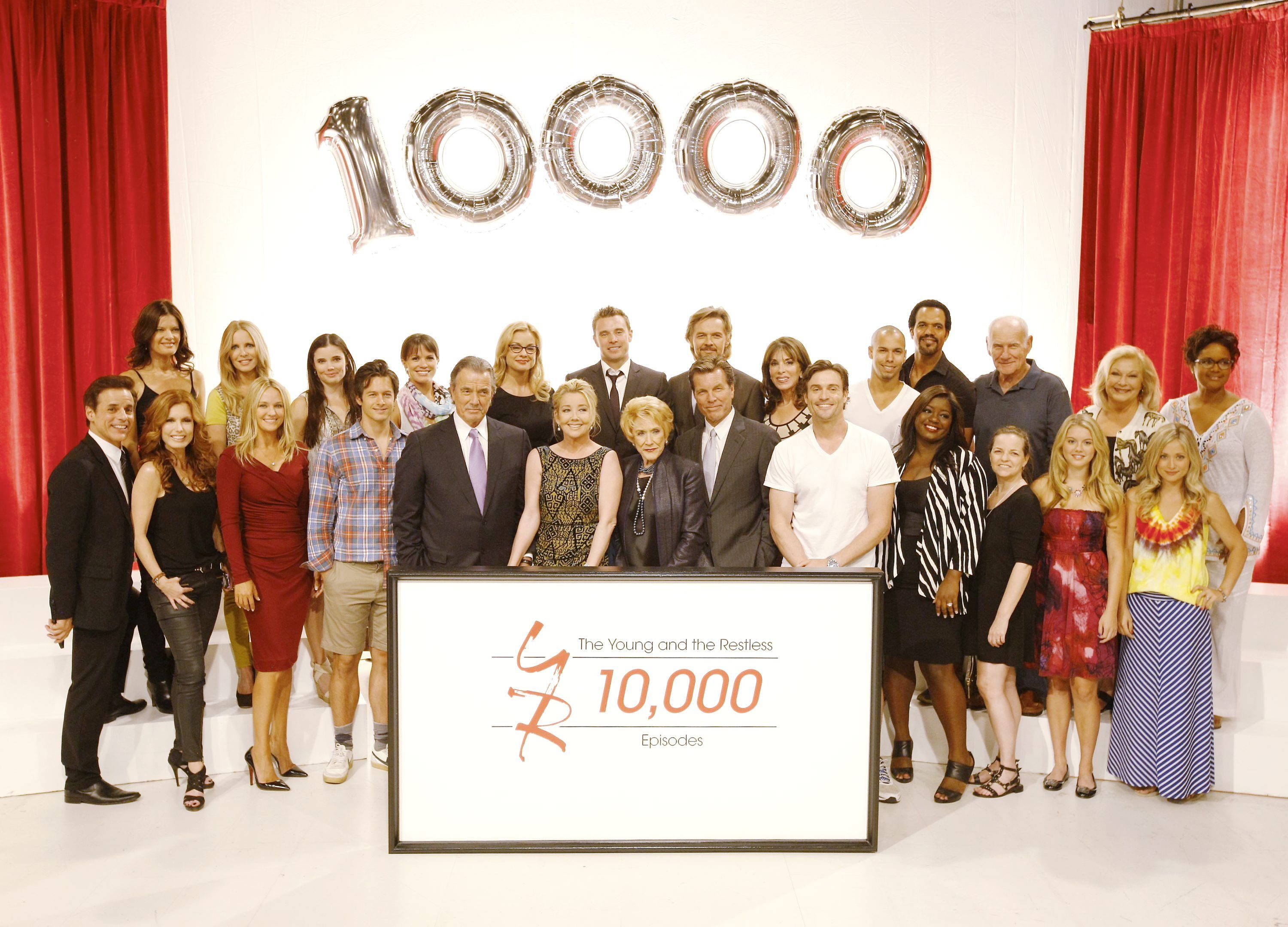 Y&R 10,000th Episode