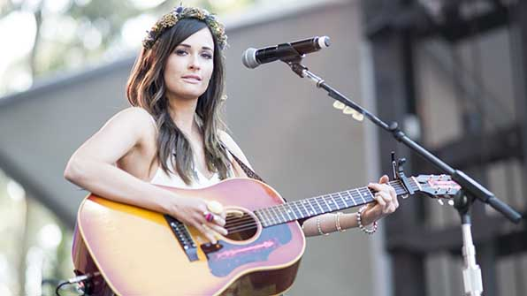 Kacey Musgraves earned her third consecutive nomination for Female Vocalist of the Year.