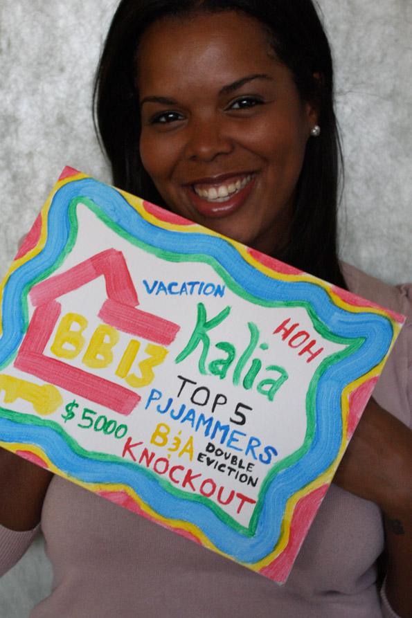 Win Kalia's Painting