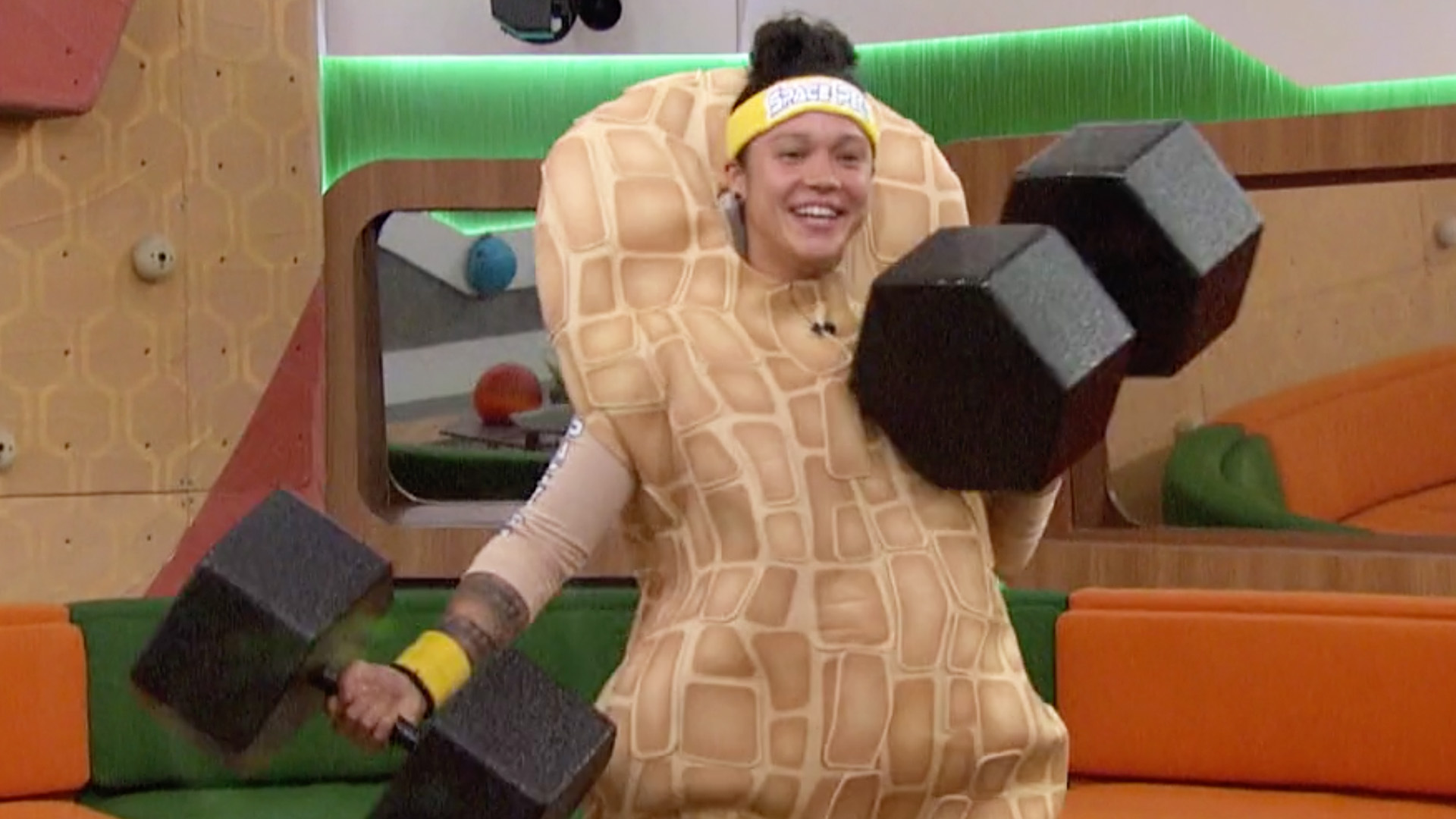 The Most Memorable Big Brother Unitards And Costumes - Big
