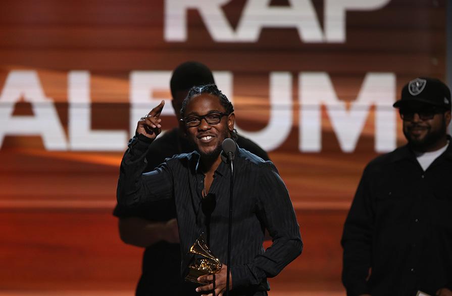 Kendrick Lamar: Best Rap Album