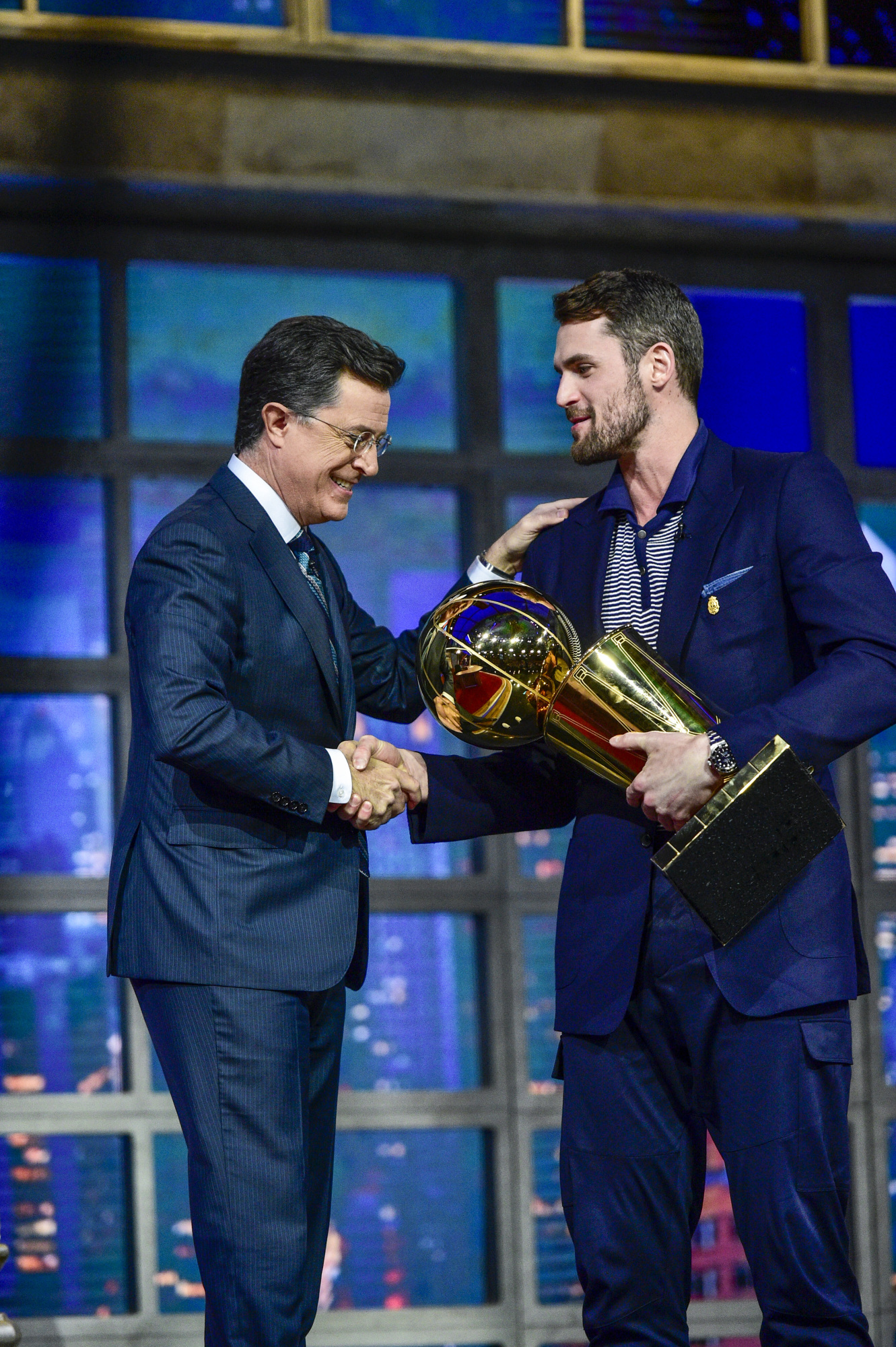 How The WWE Helped Kevin Love And The Cleveland Cavaliers Win