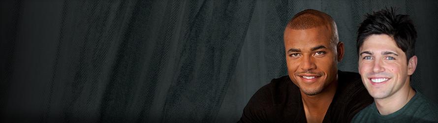Live Chat with Y&R's Redaric Williams & Robert Adamson