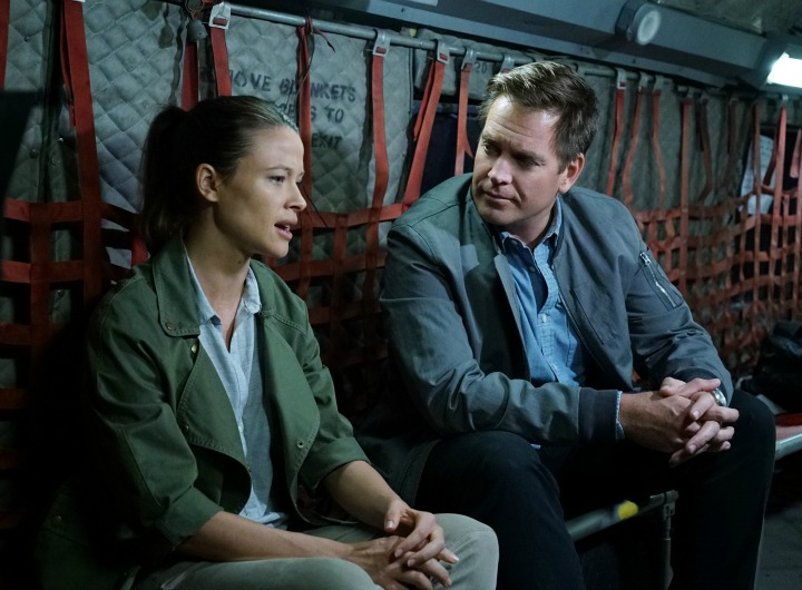 DiNozzo's Complicated Relationships