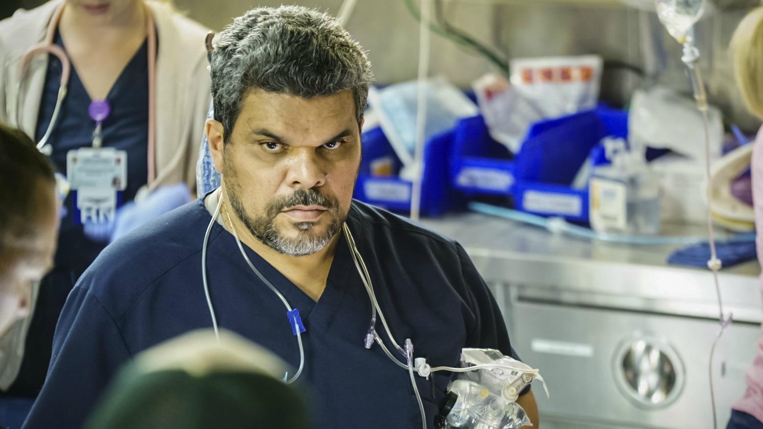 Luis Guzmán as Jesse Sallander