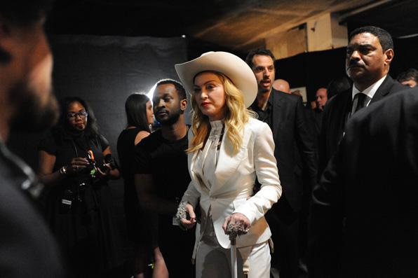 26. Madonna