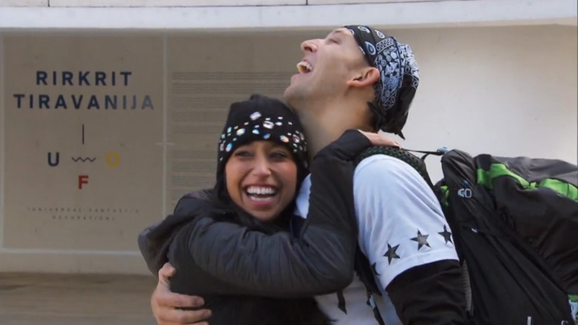 Episode 1: Dana and Matt finish first in the premiere episode