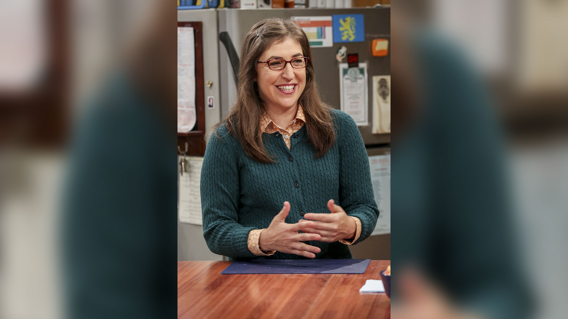 Mayim is a huge fan of cars.