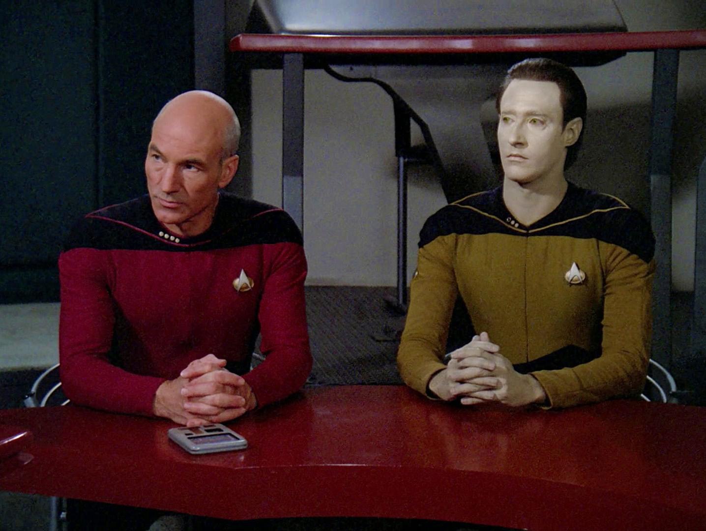 The Measure of a Man (Star Trek: The Next Generation, Season 2, Episode 9)