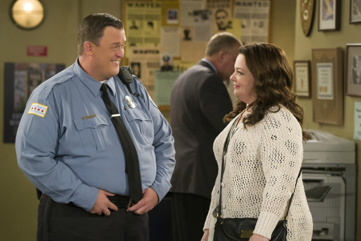 Mike & Molly Season 6 returns on Monday, April 25 at 8/7c, and the series finale airs on Monday, May 16 at 8/7c.