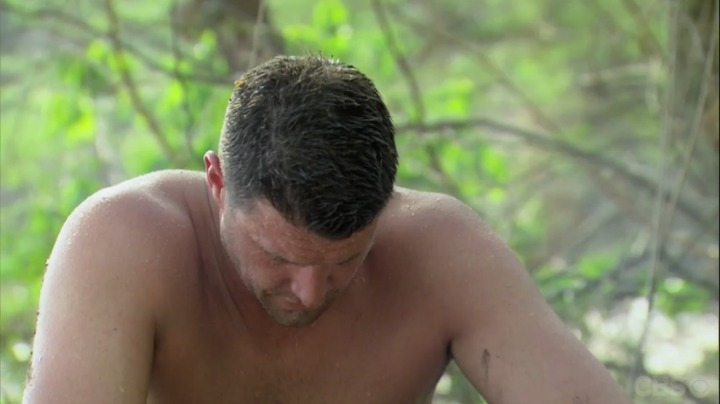 Sickening scorpion on <i>Survivor: Worlds Apart</i>