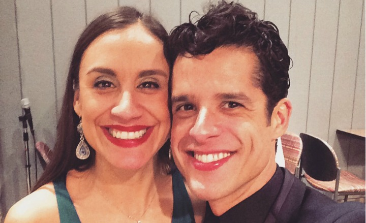 The Young and the Restless' Miles Gaston Villanueva and girlfriend Sabina Zúñiga Varela