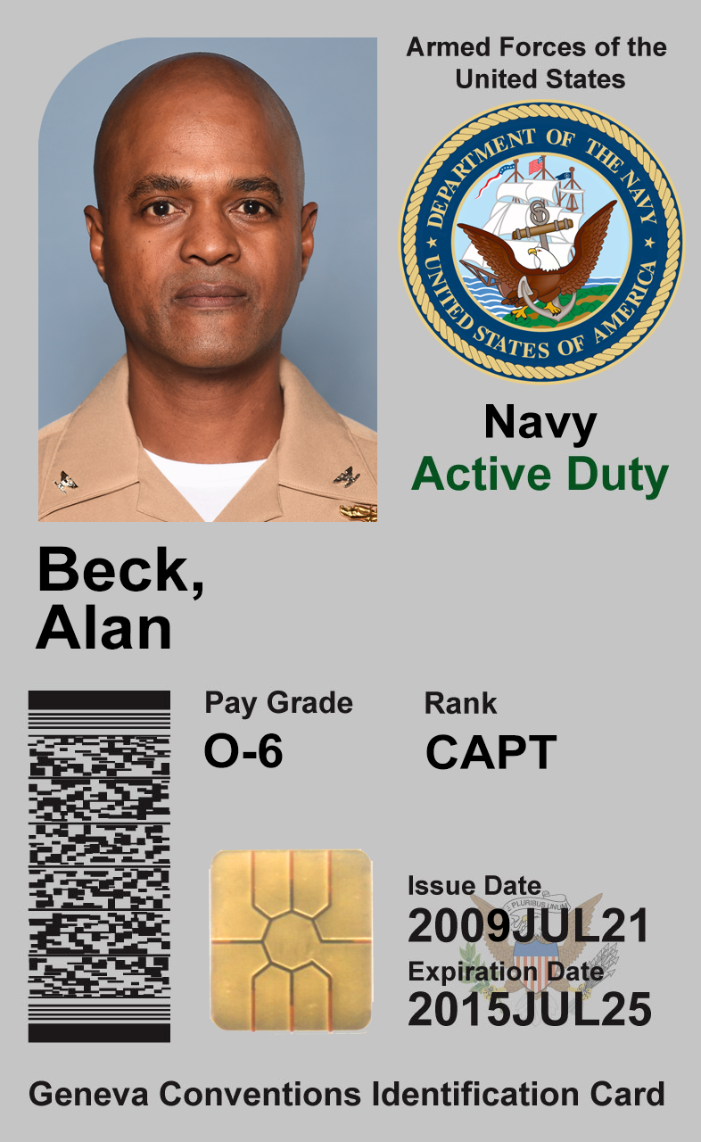Captain Alan Beck