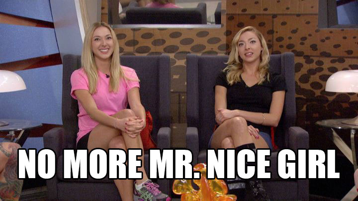 The twins share heartfelt messages before parting ways.
