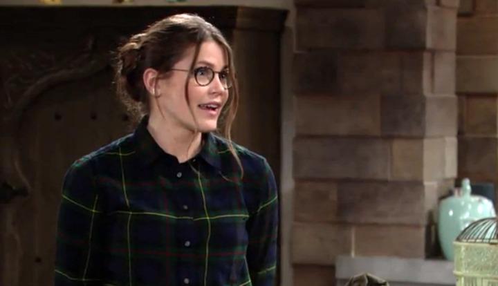 Natalie tells Phyllis their plan is in motion.