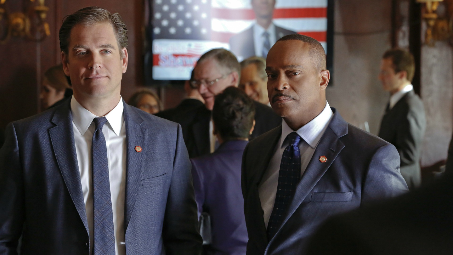 DiNozzo and Vance have a strange conversation.