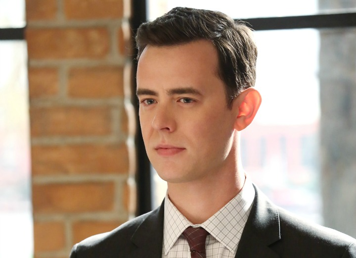 Colin Hanks as Richard Parsons