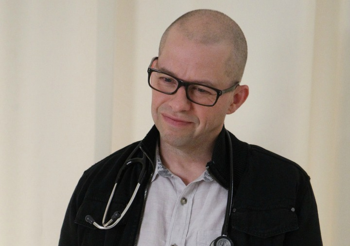 Jon Cryer as Dr. Cyril Taft