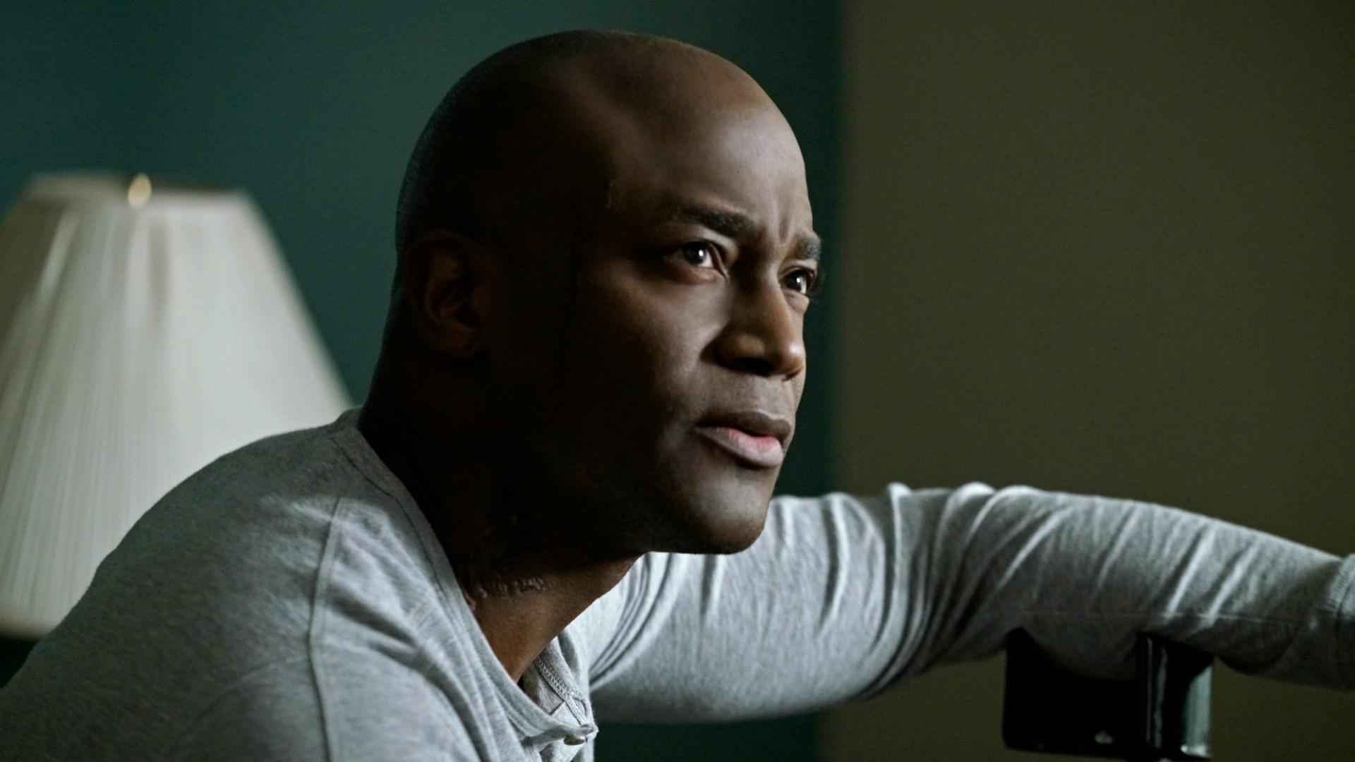 Taye Diggs as Gunnery Sergeant Aaron Davis
