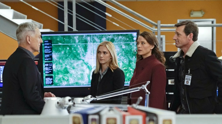 Jeanne finds herself back at NCIS.