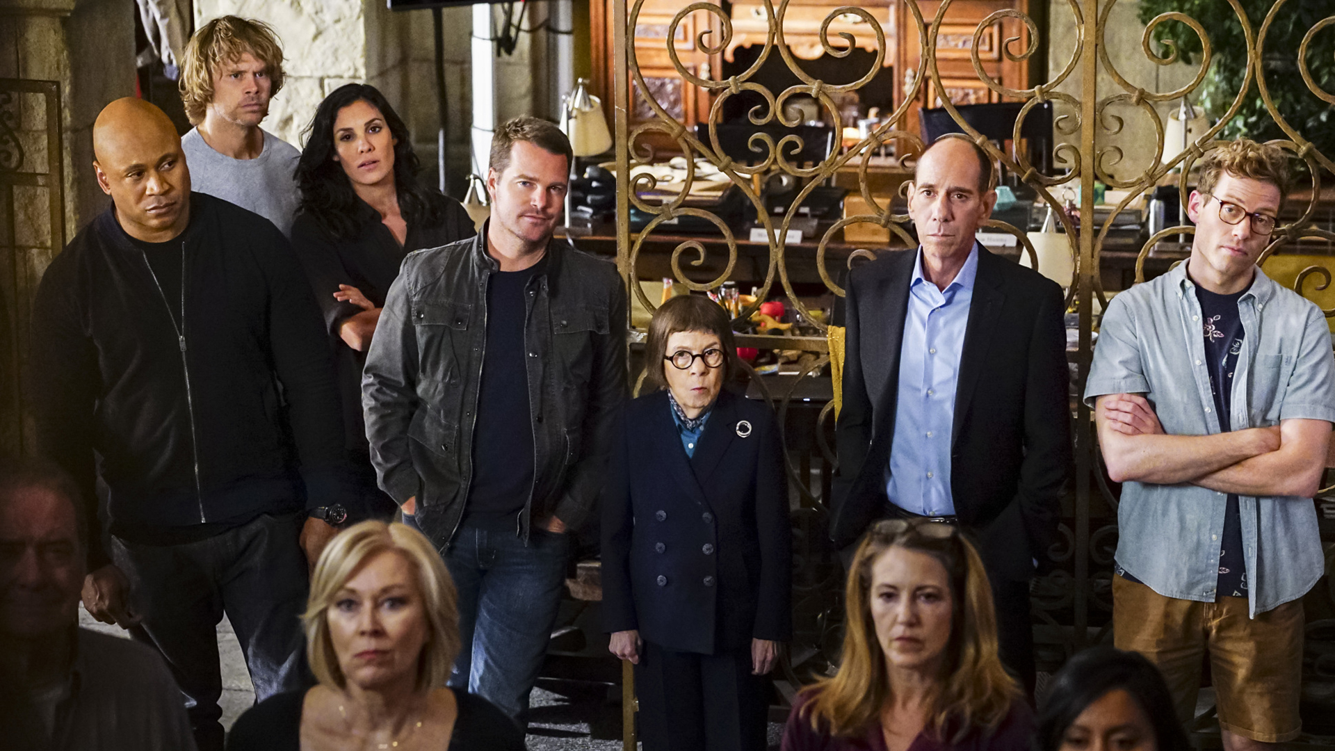 The NCIS: Los Angeles team is back!