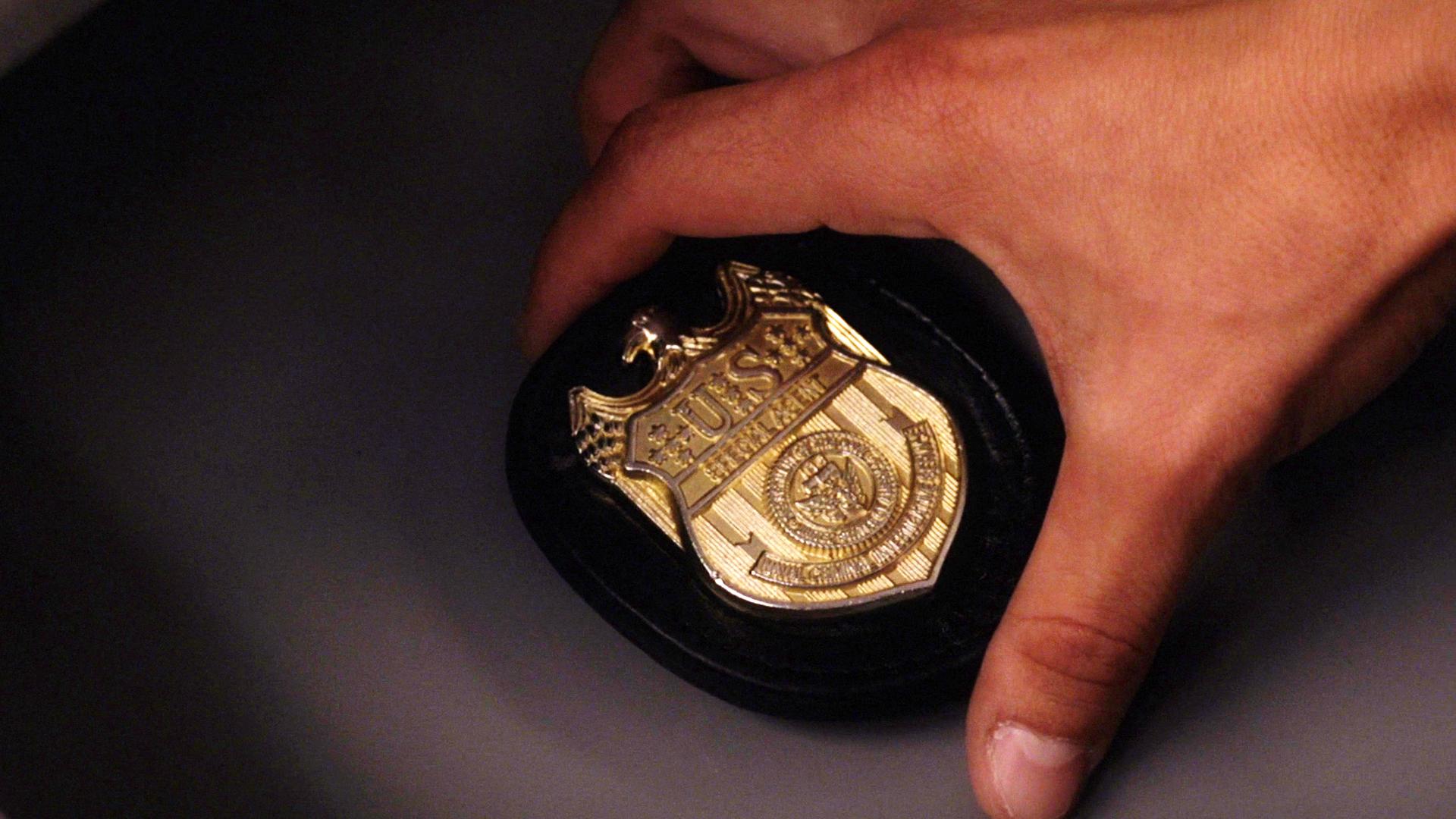 Gibbs gave him his badge back.