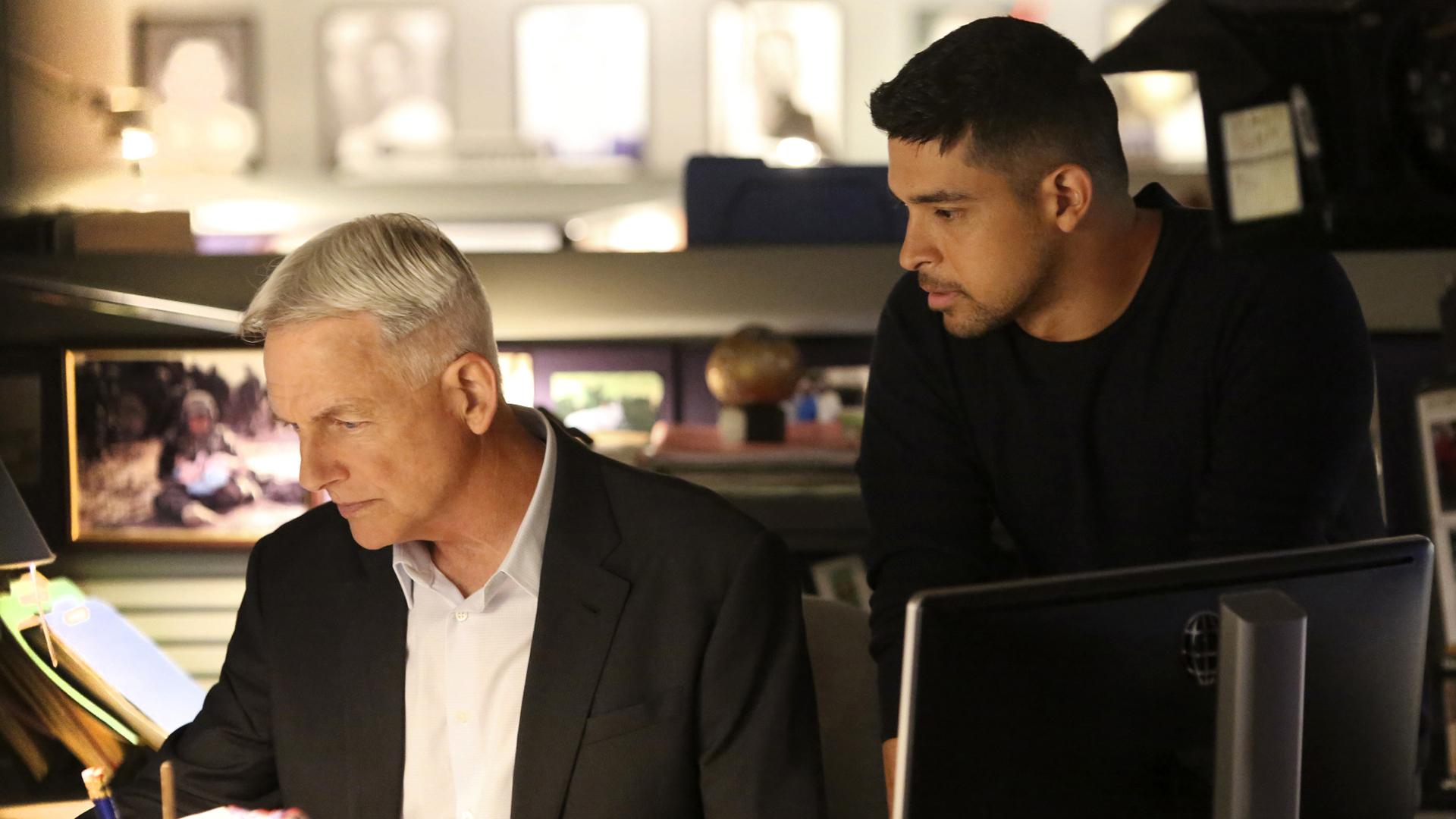 He interrupted Gibbs.