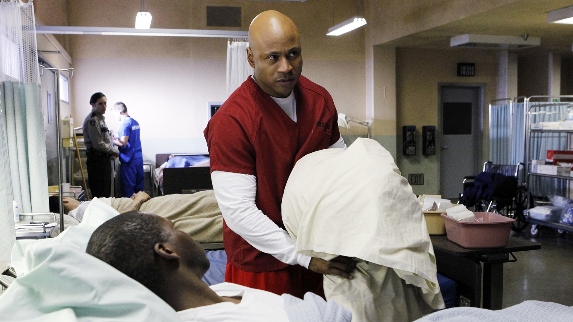 Everything We Know So Far About Sam Hanna S Past Ncis