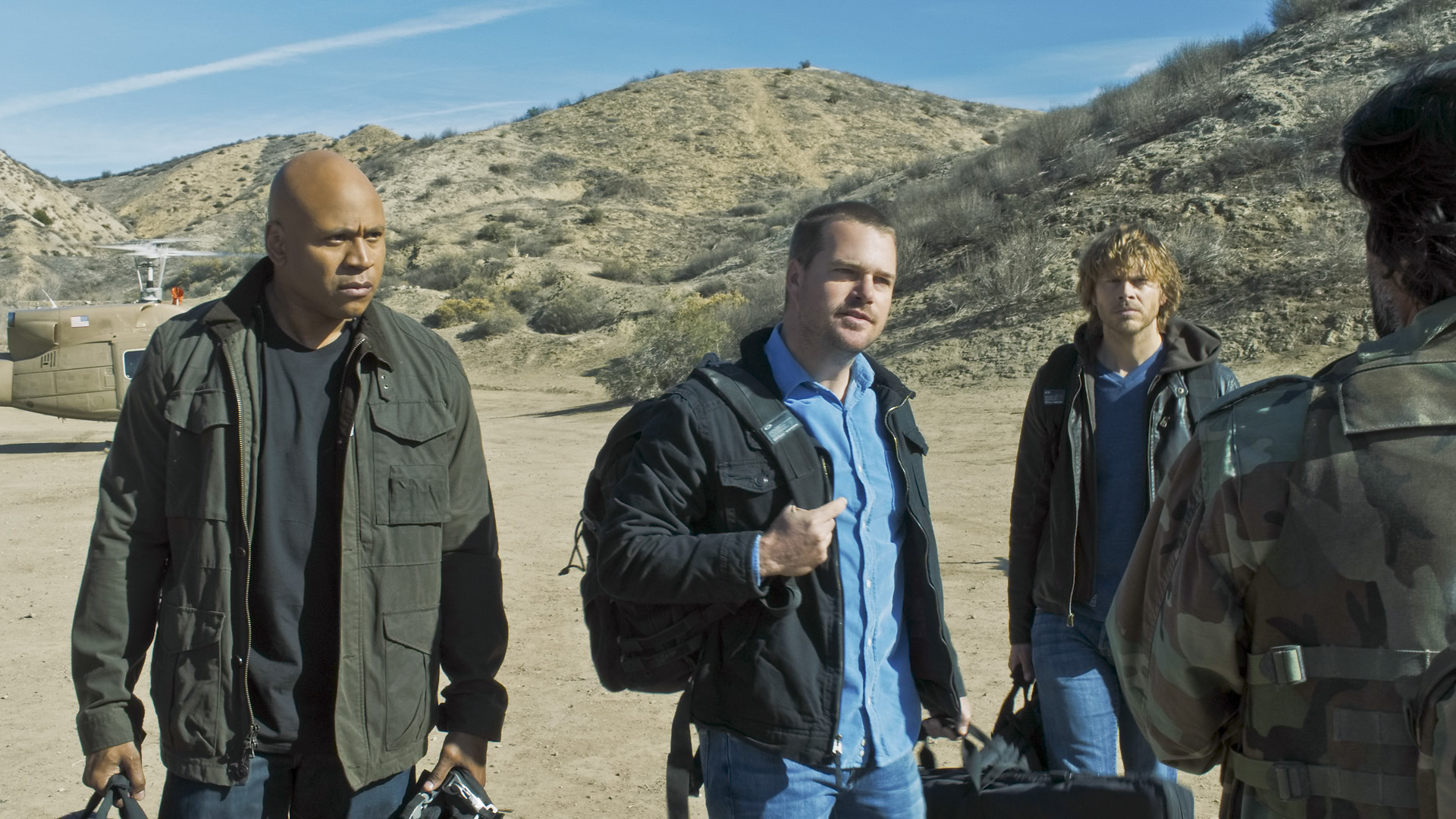 Season 5 Episode 19 Photos - NCIS Los Angeles