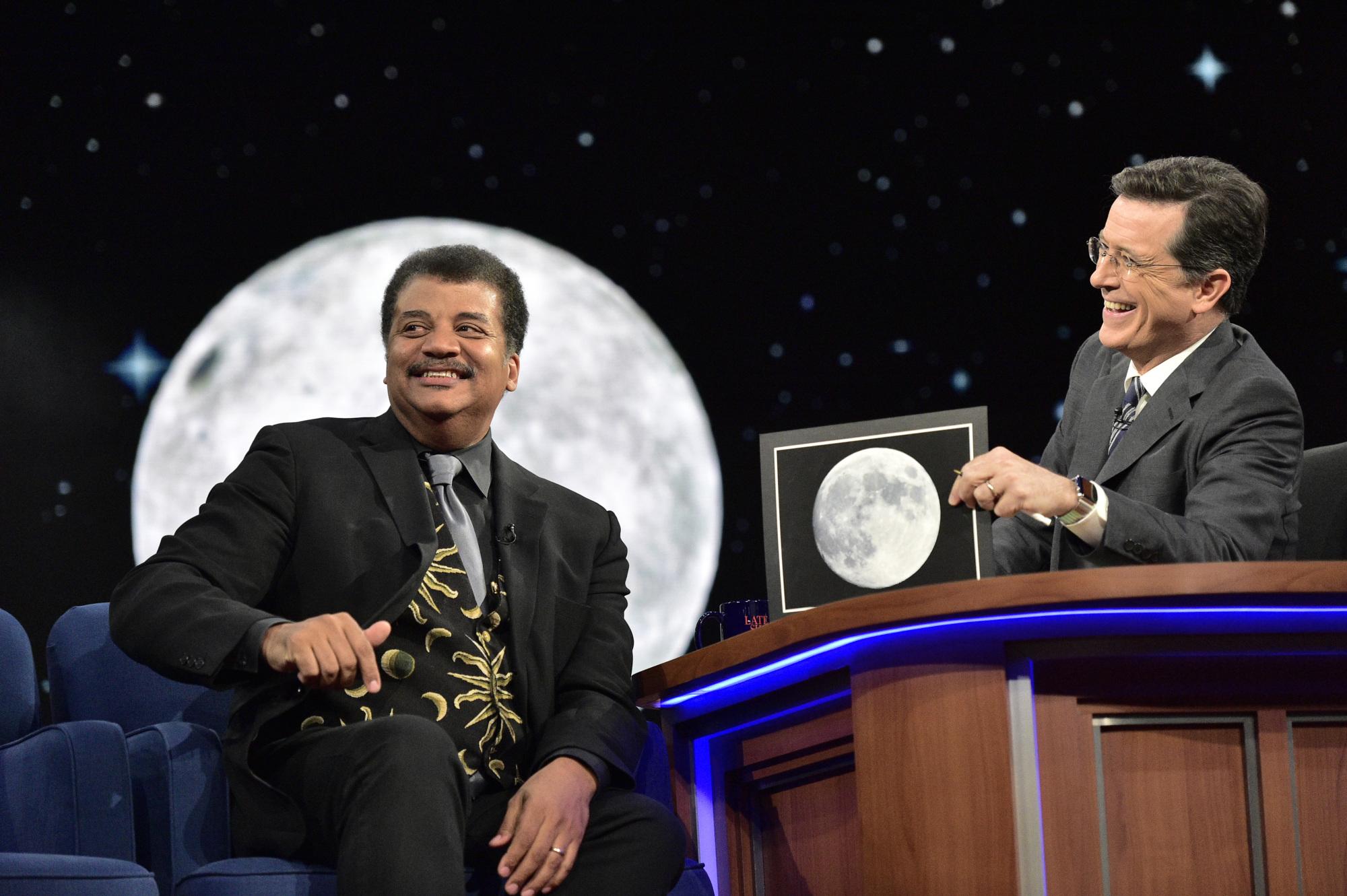 Neil deGrasse Tyson Explains The Strawberry Moon