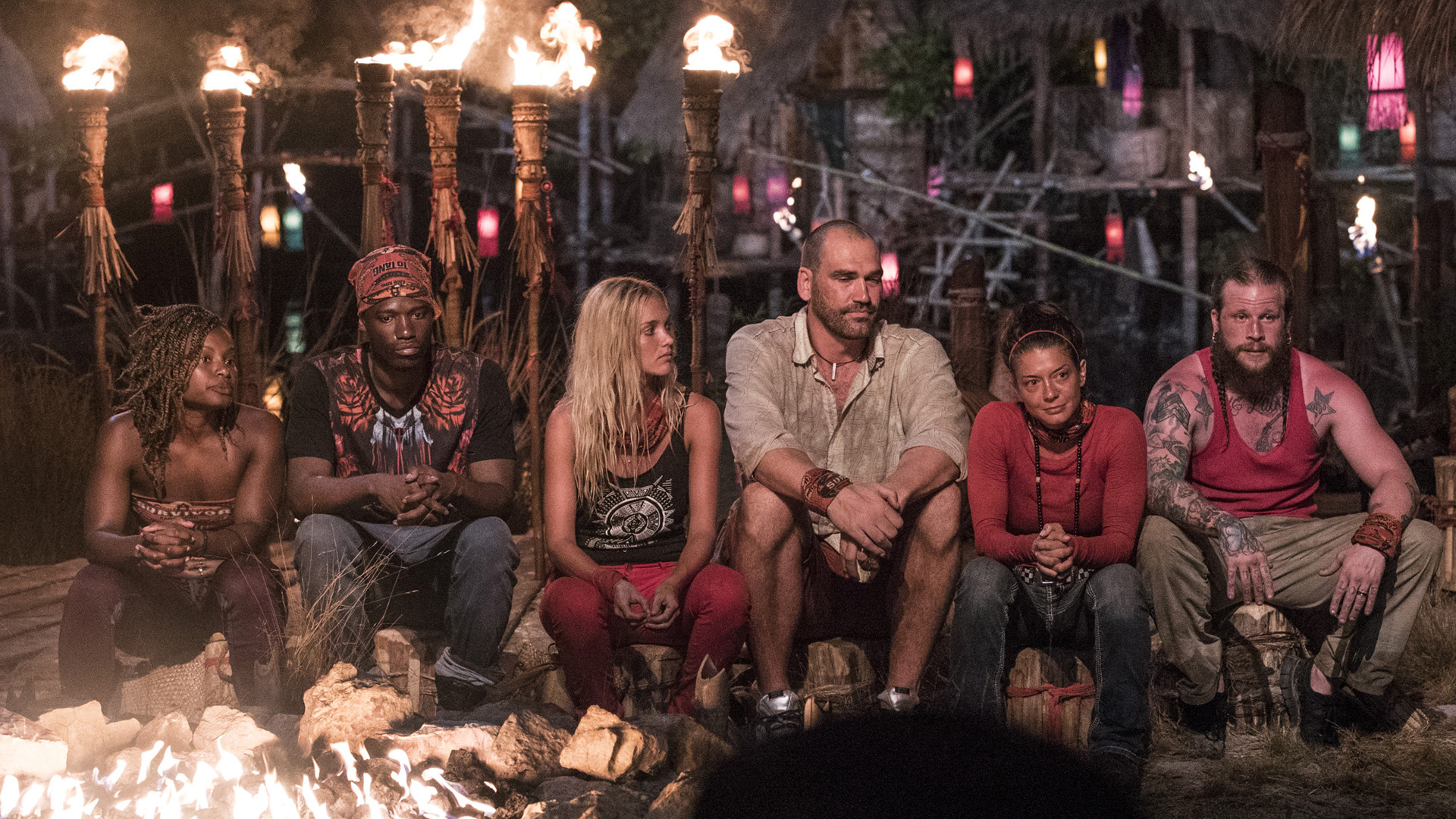 5. How did it feel to be cast on Survivor?