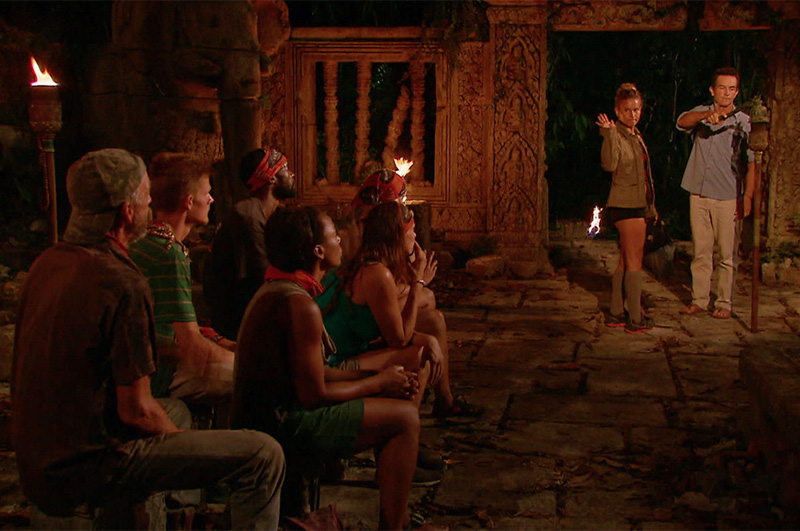 2. Why did you vote for Keith and not Tasha at Tribal?