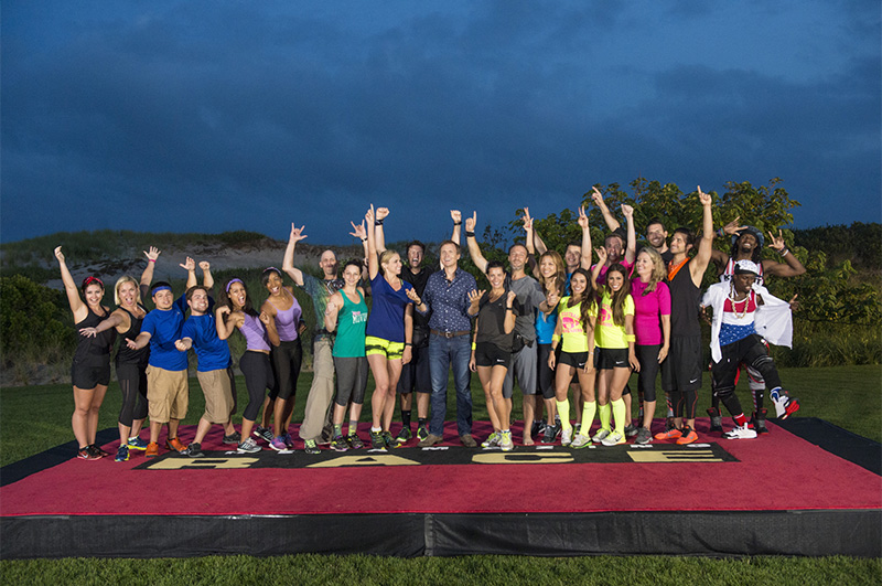 2. What is the biggest lesson you learned from The Amazing Race?