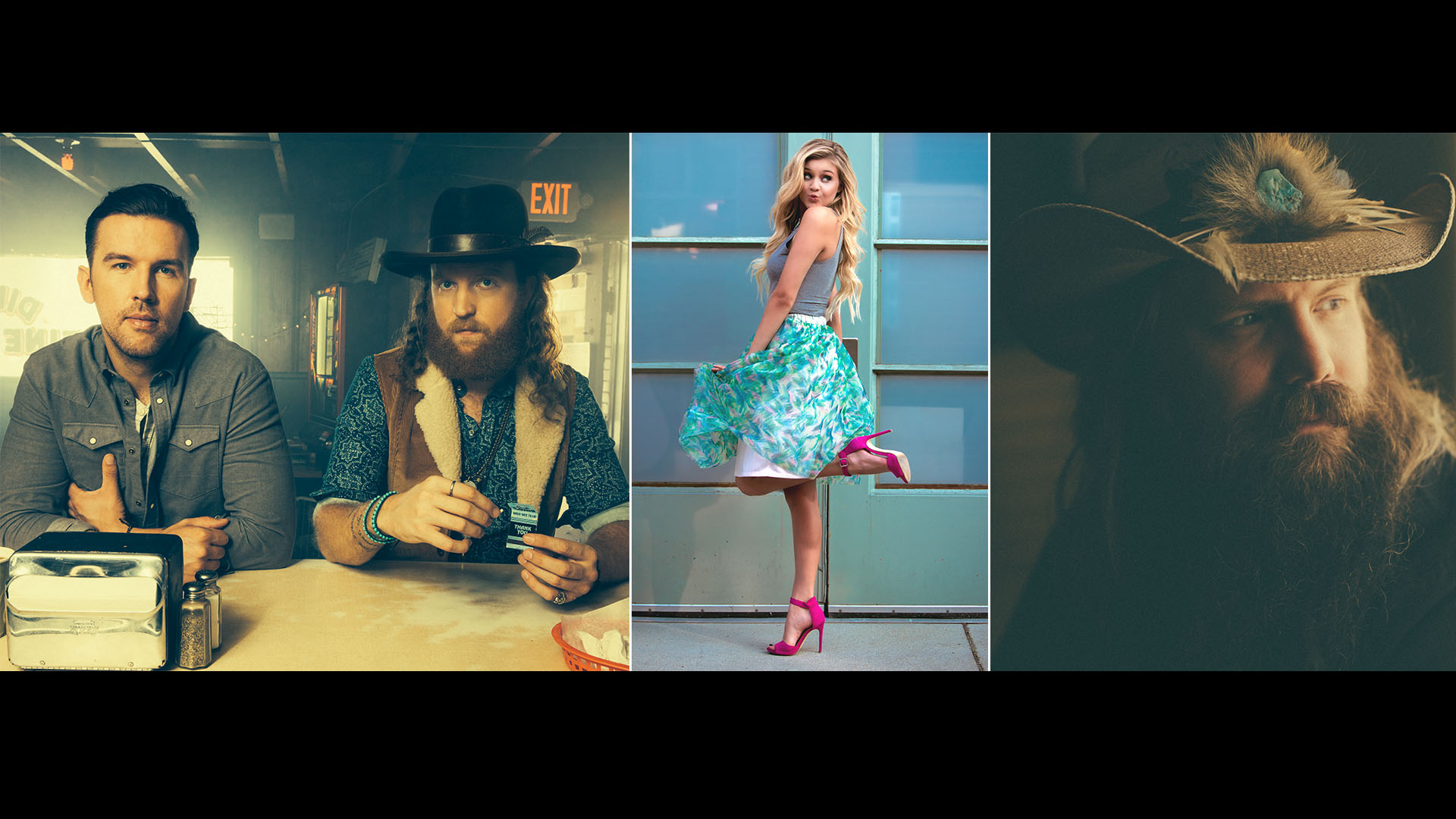 This year, it's all about the newest faces in country music heading into the ACM Awards!