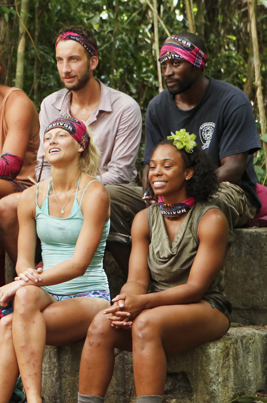 6. Which castaway could you picture winning the title this time around?